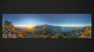 WH002 Lion's Head Sunrise